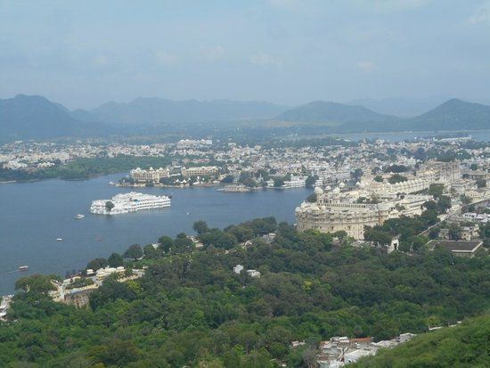 Trident Udaipur: View of the Lake Pichola