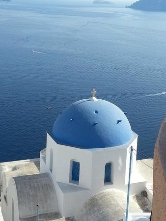 Terpsi in Oia: great view