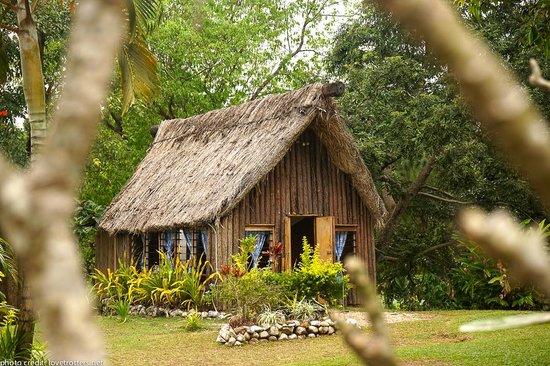 Takalana Bay Resort: small bure