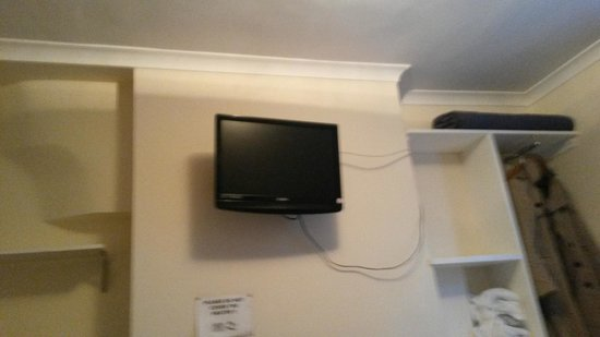 Belgravia Rooms: TV