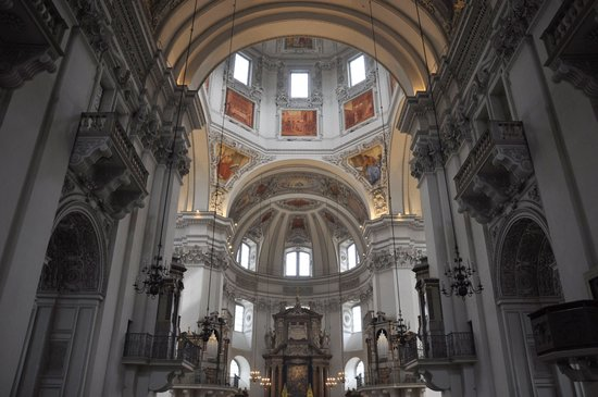 Salzburg Cathedral (Dom): catedral