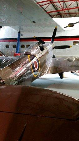 Solent Sky Museum: Spitfire!