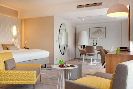 Renaissance Aix-en-Provence Hotel : Junior Suite Executive