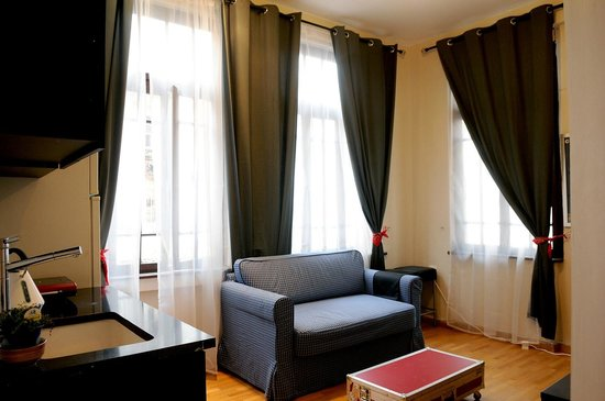 Eclectic aparthotel 2 for Appart hotel 37
