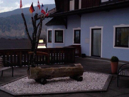 Hotel Berggasthof Schwaighofwirt: Hotel outside