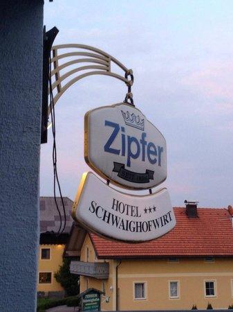 Hotel Berggasthof Schwaighofwirt: hotel