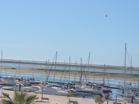 Real Marina Hotel & Spa: ria formosa