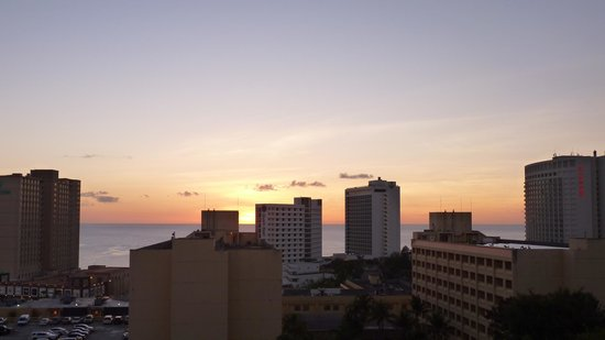 Tumon Bay Capital Hotel : View from Room