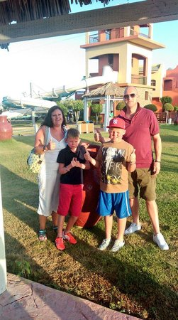 Coral Sea Holiday Village: holiday village egypt is fantastic