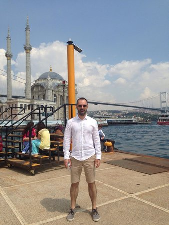 Ortakoy: A must go place!