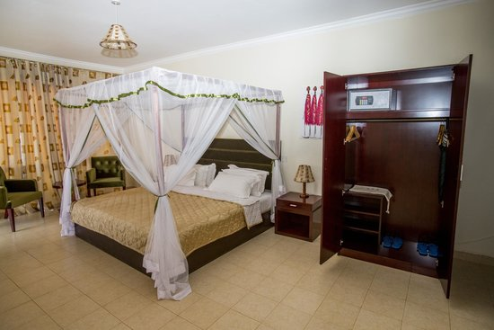 AA Lodge Amboseli: Room