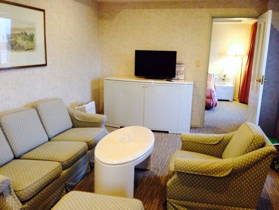 Mitsui Garden Hotel Kumamoto: リビングルーム
