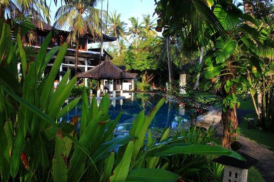 Candi Beach Resort & Spa : Poolbereich