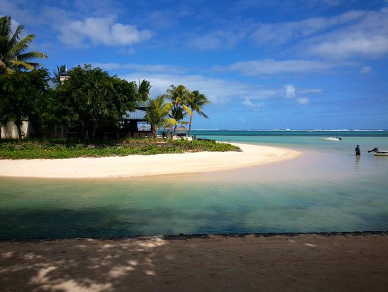 Heritage Awali Golf & Spa Resort : Autre Plage du complex