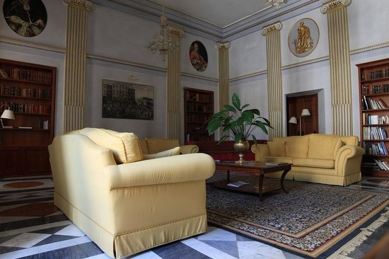 Antico Palazzo Rospigliosi: Petit salon