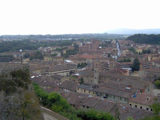 Hotel La Vecchia Cartiera : panorama