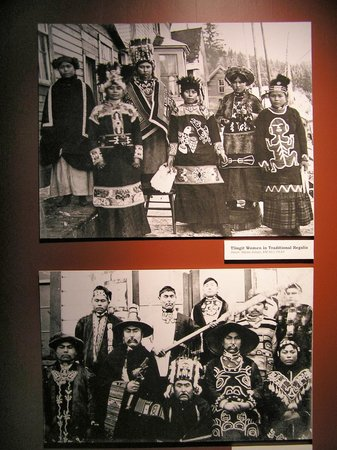 Totem Heritage Center: nativi tlingit