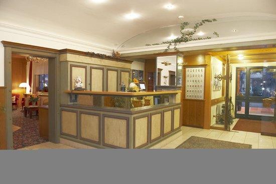 Hotel Pongauerhof: Rezeption
