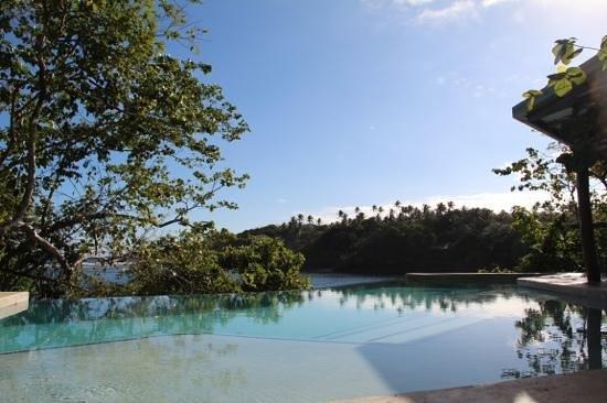 Savasi Island Resort: Blue Lagoon Villa 2 Pool and View
