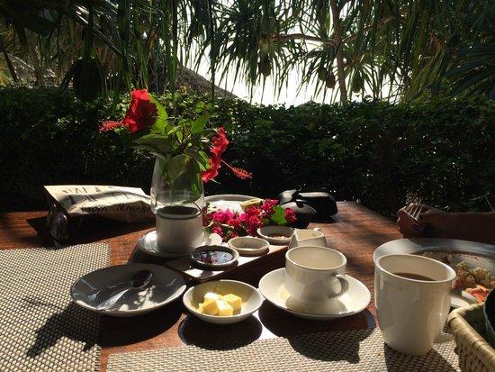 Zanzibar Retreat Hotel: Amazing breakfast