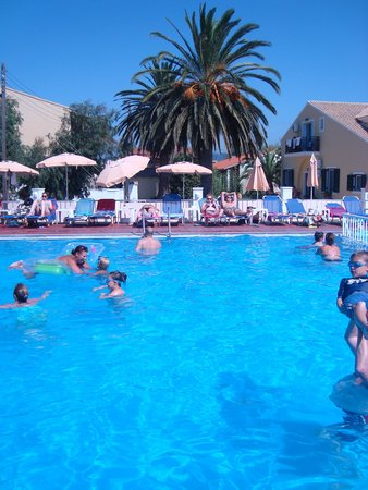 Alkyon Hotel: The Pool