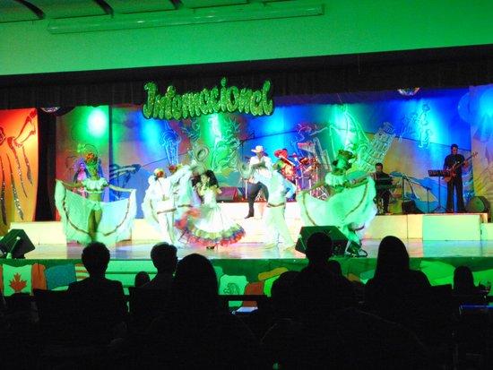Hyatt Ziva Los Cabos: Theater_International Show