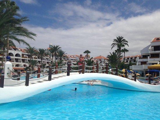 Parque Santiago III: lovely hotel