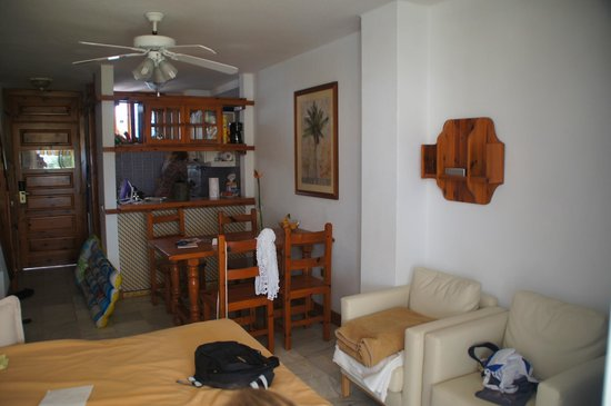 Parque Santiago III: one bedroom room