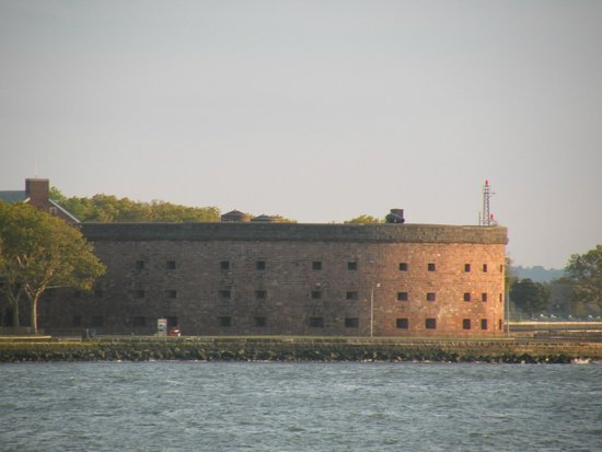Staten Island Ferry : Sur le Ferry