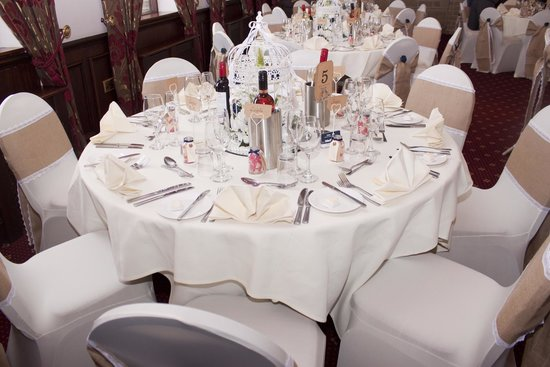 best western pennine manor hotel wedding breakfast