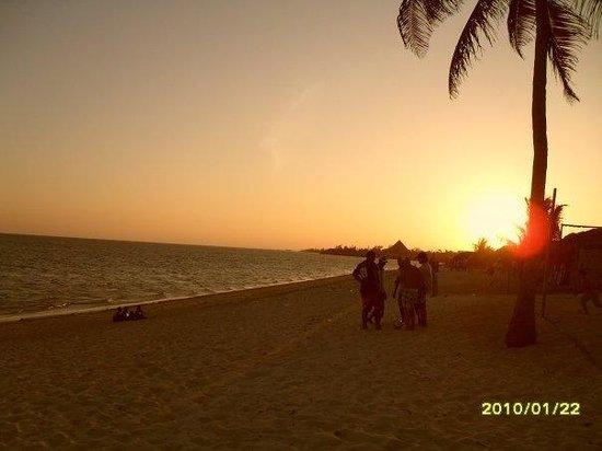 Watamu Beach: Spiaggia del jacaranda Beach resort