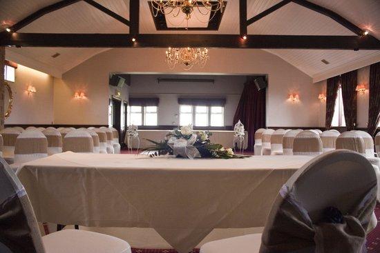 Best Western Pennine Manor Hotel: Ceremony