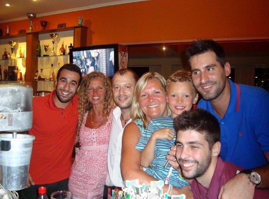 Alkyon Hotel: Great Team!!!