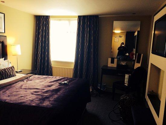 Hallmark Hotel Manchester: Room 222