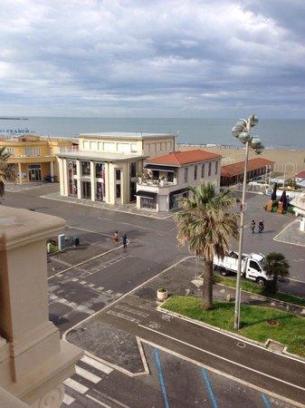 Hotel Villa Tina: View