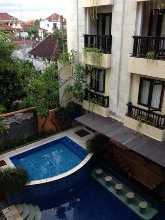 Losari Hotel & Villas: pool