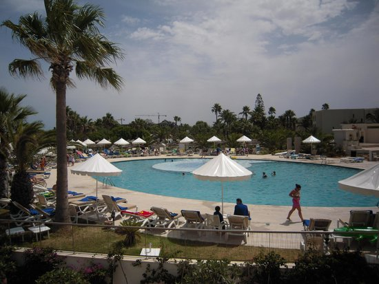 Iberostar Diar El Andalous : la piscine