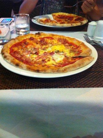 Capriccio Italian Restaurant & Pizzeria: Miam