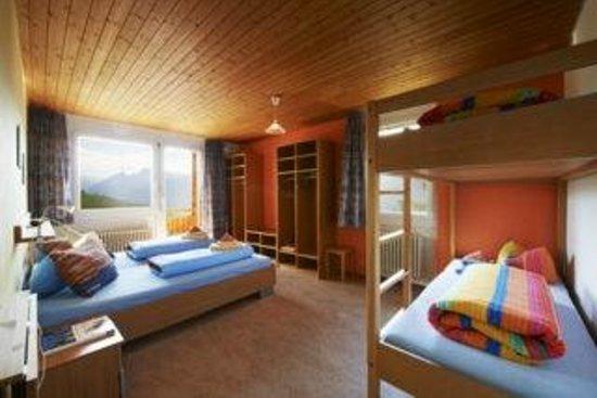 Hotel Bellavista: Familienzimmer mit Bad/WC