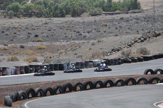 Melia Gorriones Fuerteventura: Karting