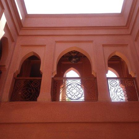 La Maison des Oliviers : Enceinte de l'hôtel - Intérieur d'un riad