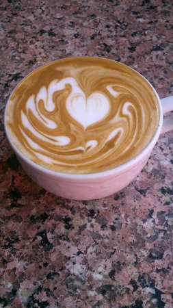 Cafe Safak: flat white