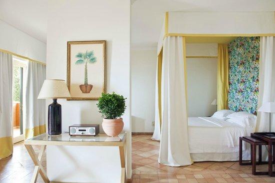 Hotel Il Pellicano: Master Deluxe Suite Sea view