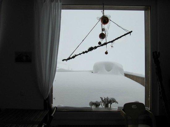 Hotel Bellavista: Schneereicher Winter 2013