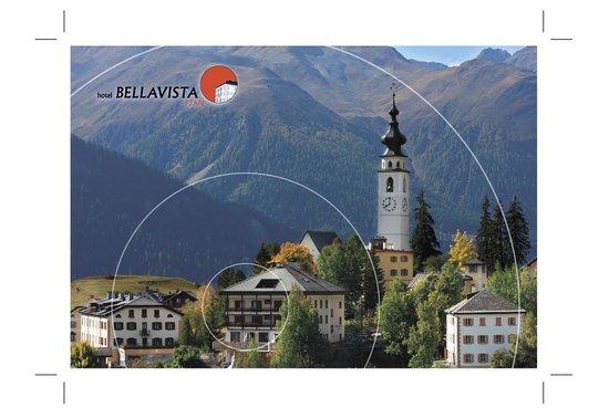 Hotel Bellavista: Spätsommer