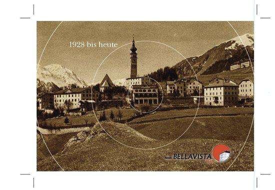Hotel Bellavista von 100 Jahren