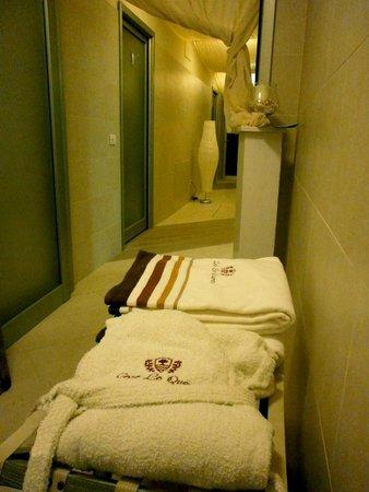 Casa La Querce Bed & Breakfast: Ingresso Sala Relax  & Sala2 Colazioni