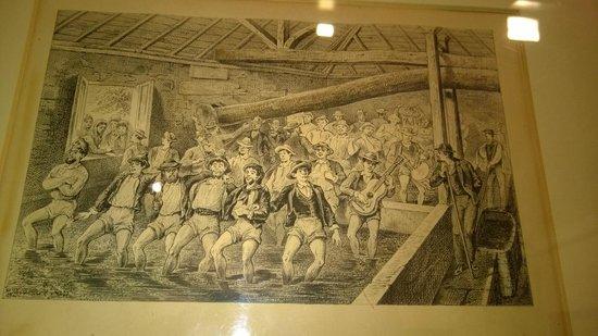 Sandeman Cellars: alcune rappresentazioni