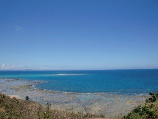 Cape Chinen Park: 太平洋を臨む