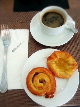 Concorde Inn Kuala Lumpur International Airport: breakfast
